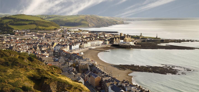 Aberystwyth - Dyfed - Pays de Galles