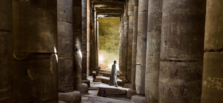 Temple funéraire de Séthi Ier - Abydos - Égypte