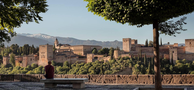 Alhambra de Grenade - Andalousie - Espagne