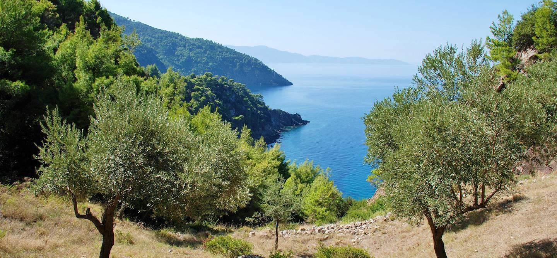Alonissos - Îles Sporades - Grèce