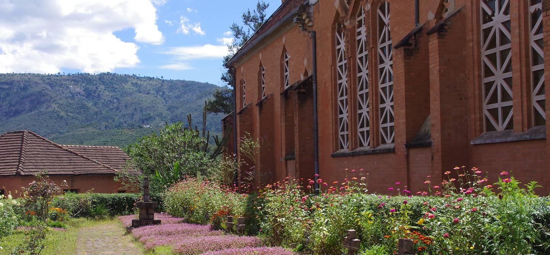 Bénédictines de Sainte Bathilde à Ambositra - Région d'Amoron'i Mania - Madagascar