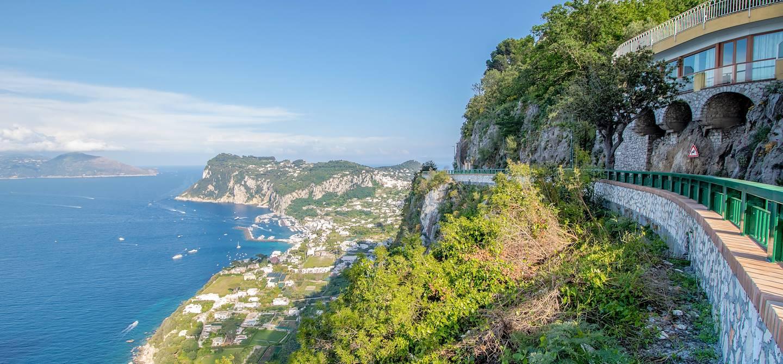 Anacapri - île de Capri - Italie