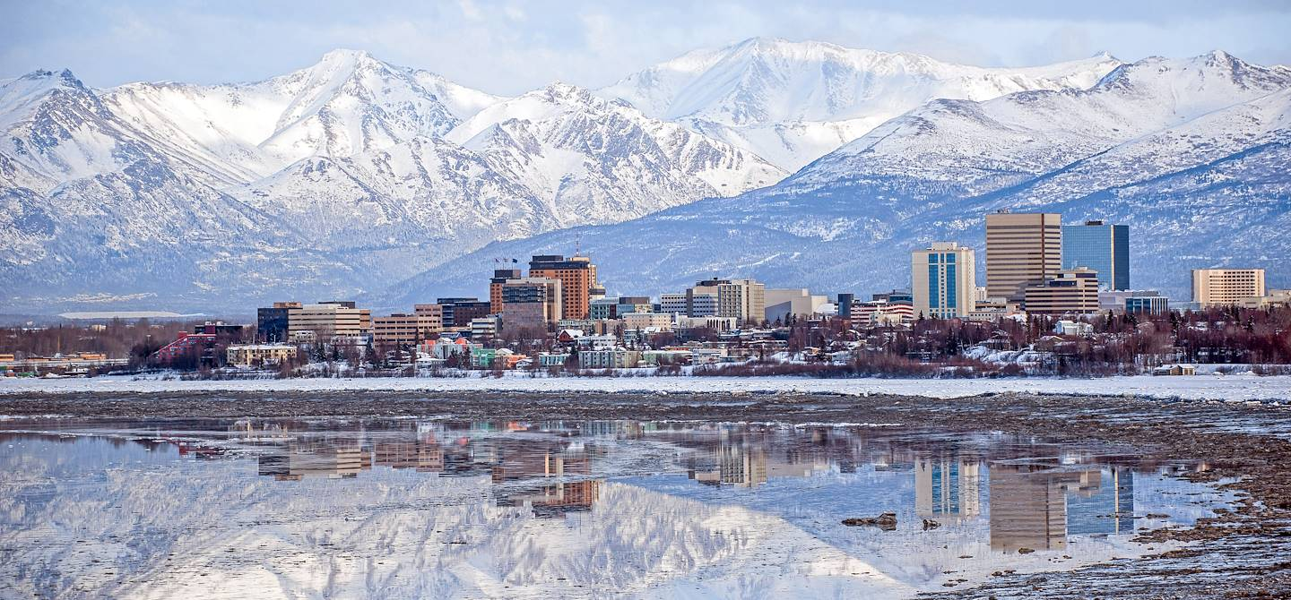 Anchorage - Alaska - Etats-Unis