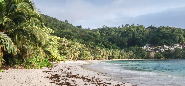 Anse Takamaka - Ile de Mahé - Seychelles
