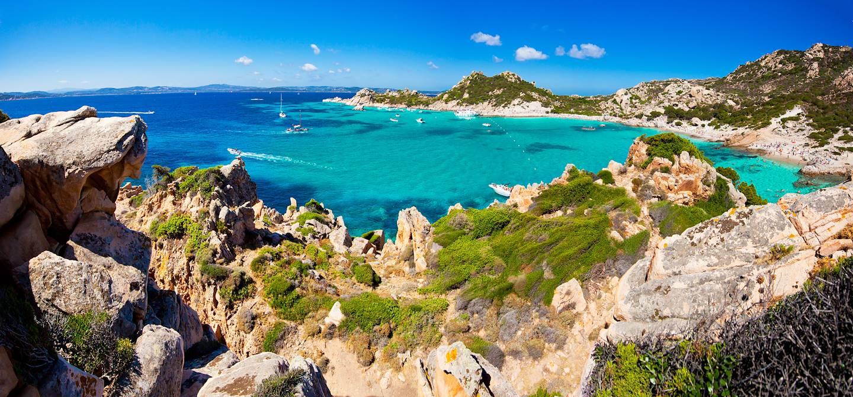 Ile de Spargi - Sardaigne