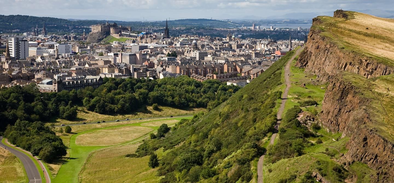 Arthur's Seat - Édimbourg - Écosse