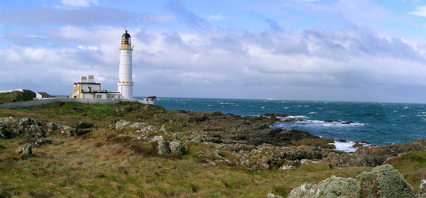 Corsewall lighthouse hotel - Kirkcolm - Ecosse