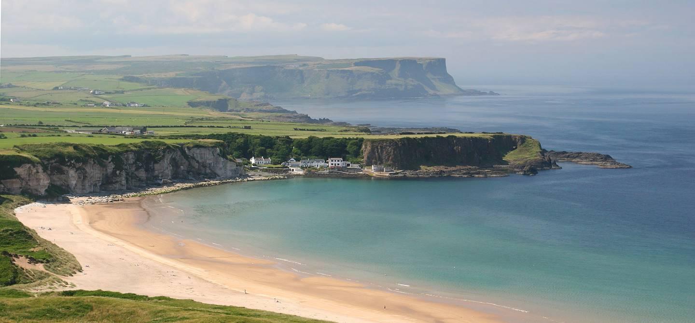 Bord de mer - Antrim - Irlande