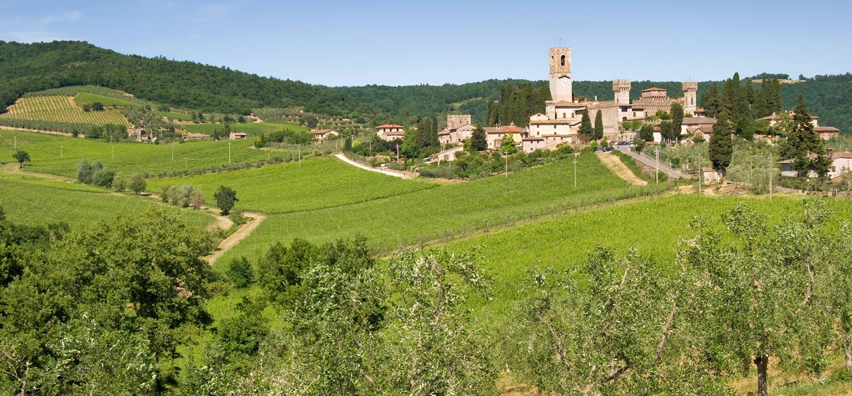Badia A Passignano - Toscane - Italie