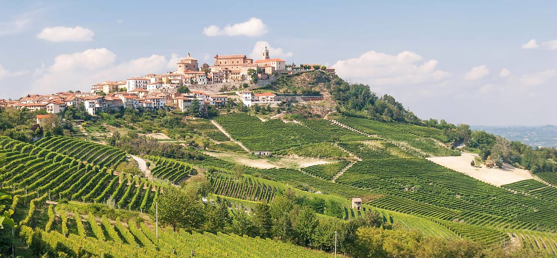 Barolo - Province de Coni - Italie