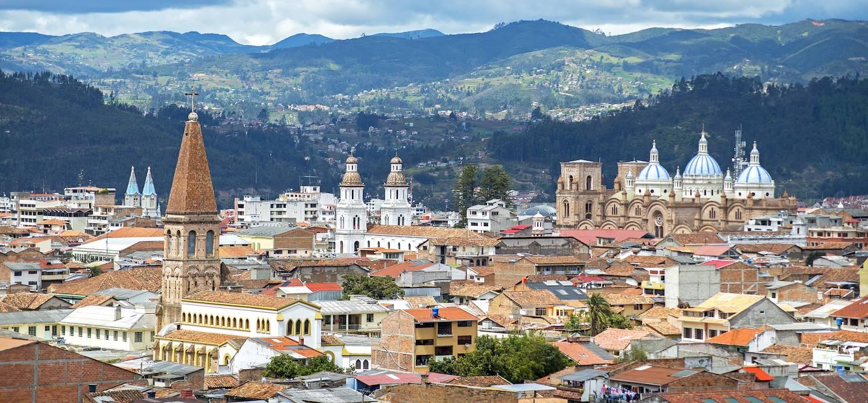 Cuenca - Province de l'Azuay - Equateur