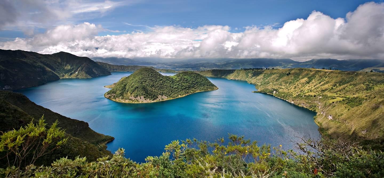 Lac Cuicocha - Equateur