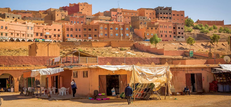 Boumalne Dadès - Région de Drâa-Tafilalet - Maroc