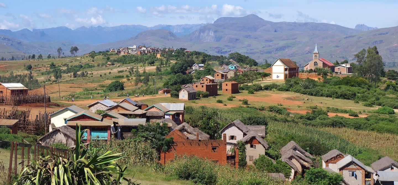 Ambalavao - Haute Matsiatra - Madagascar