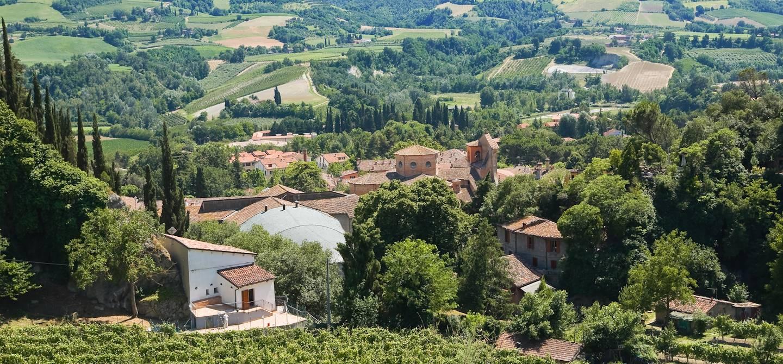 Village de Brisighella - Emilie-Romagne - Italie