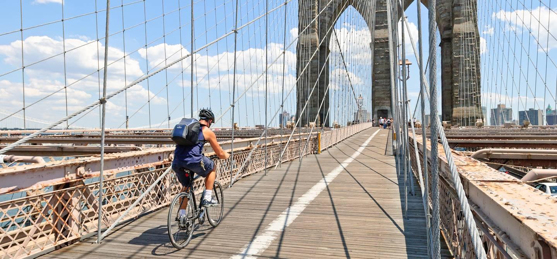 Pont de Brooklyn - New York - Etas-Unis