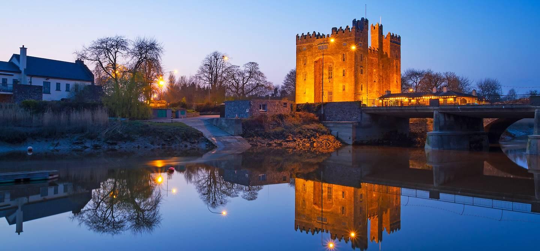 Château de Bunratty - Newmarket on Fergus - Irlande