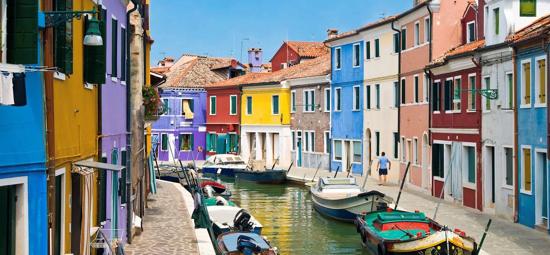 île de Burano - Venise - Italie