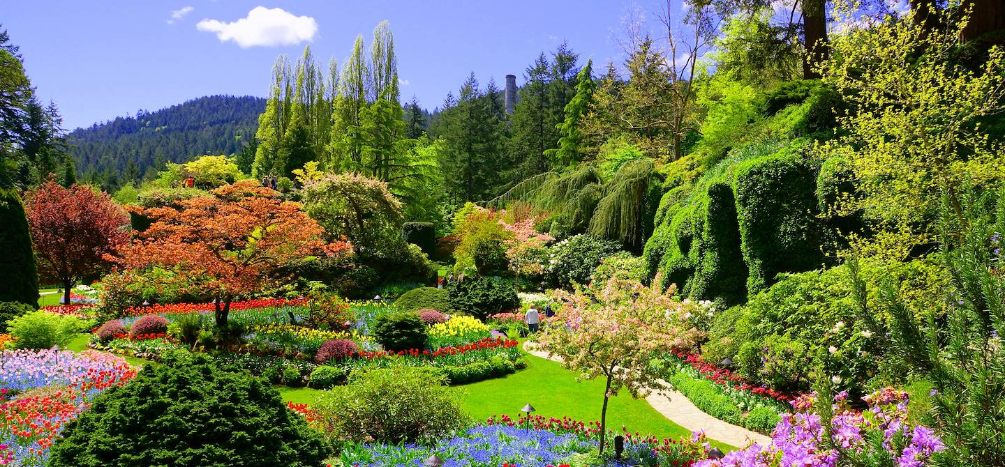 Butchart Gardens - Brentwood Bay - Canada