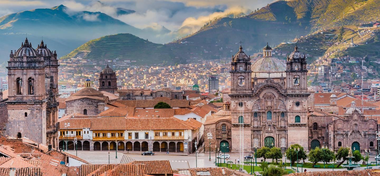Plaza Armas - Cuzco - Pérou