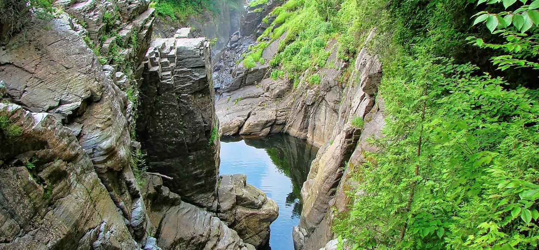 Canyon Sainte-Anne - Beaupré - Canada