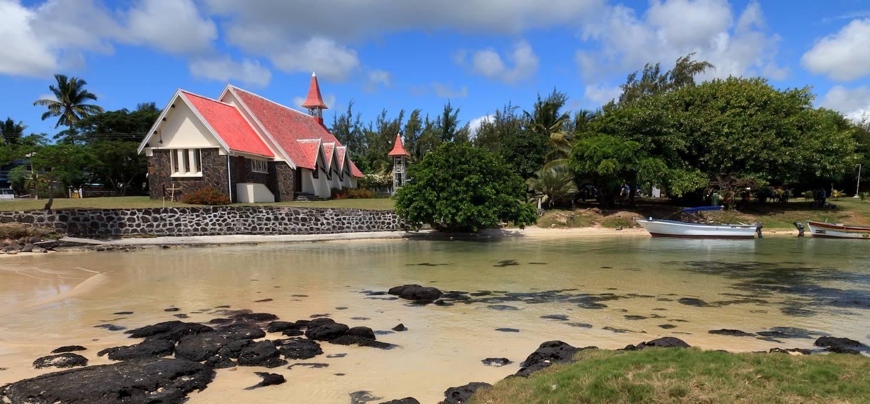 Notre Dame Auxiliatrice - Cap Malheureux - Île Maurice