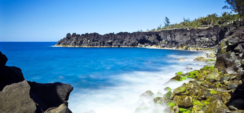Rochers et falaise du Cap Méchant - Saint-Philippe - La Réunion