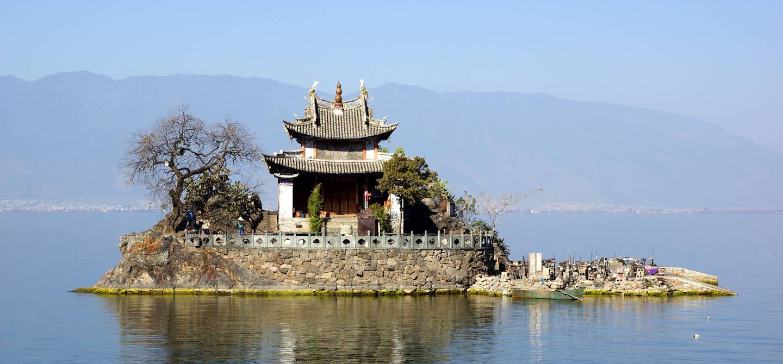 Lac Erhai - Dali - Yunnan - Chine