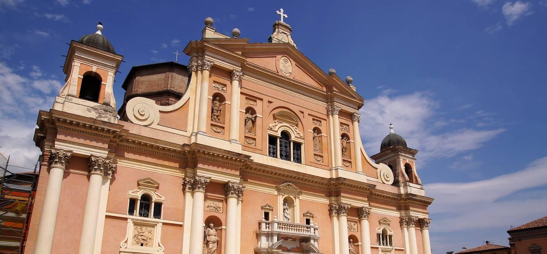 La Basilique de Santa Maria Assunta - Carpi - Émilie-Romagne - Italie