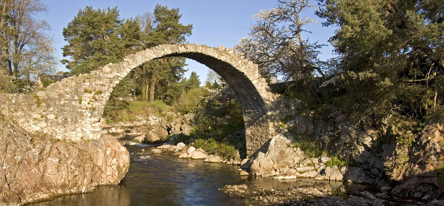 Carrbridge - Highlands - Ecosse