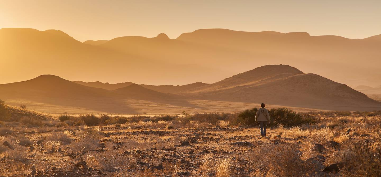 Région du Damaraland - Namibie