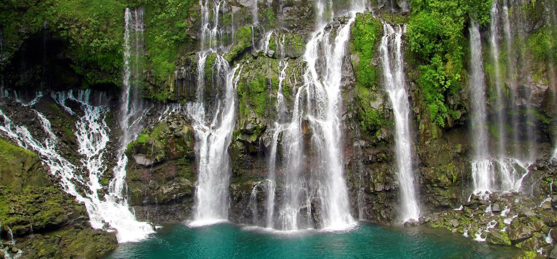 Cascade Langevin - Grand Galet - Réunion