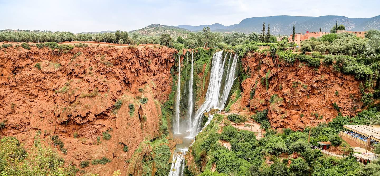 Cascades d'Ouzoud - Maroc