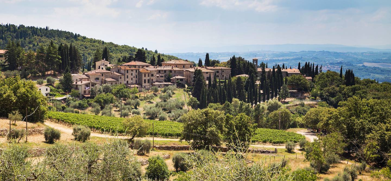 Castellina in Chianti - Toscane - Italie