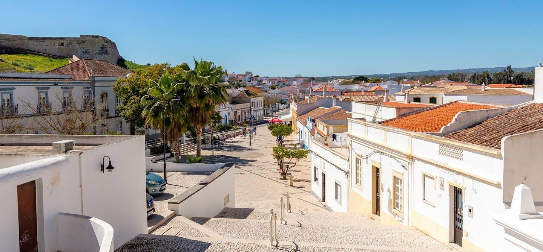 Dans les rues de Castro Marim - Algarve - Portugal