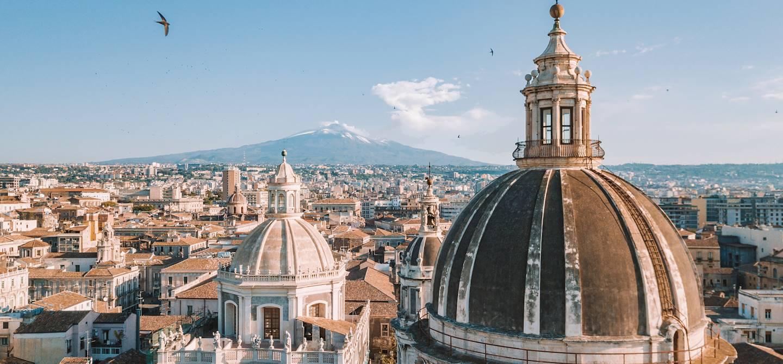Catane - Sicile - Italie