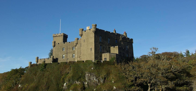 Dunvegan Castle - Ile de Skye - Ecosse
