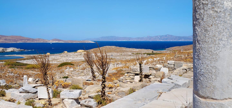 Ile de Delos - Cyclades - Grèce