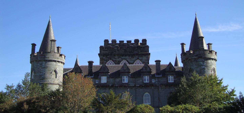 Inverary Castle - Argyll - Ecosse