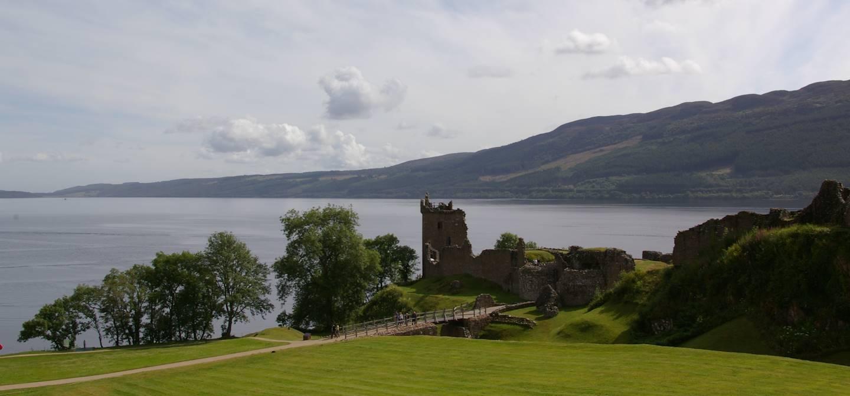 Château d'Urquhart - Loch Ness - Ecosse