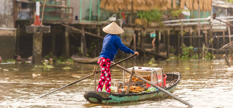 Delta du Mékong - Vietnam