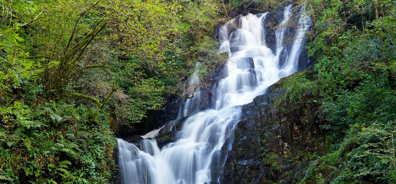 Chutes de Torc - Parc national de Killarney - Irlande