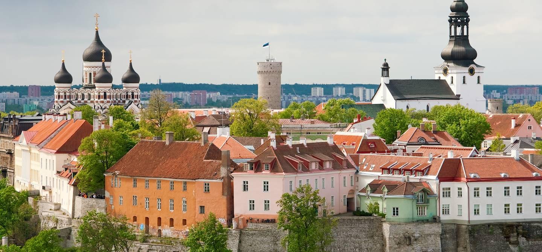 Toompea hill - Tallinn - Estonie