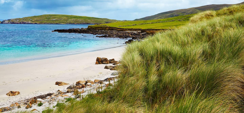 Plage de Sellerna - Cleggan - Irlande