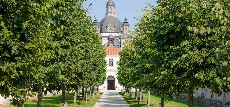 Cloitre de Pazaislis - Kaunas - Lituanie