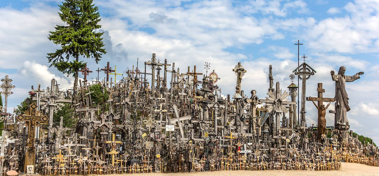Colline des croix - Siauliai - Lituanie
