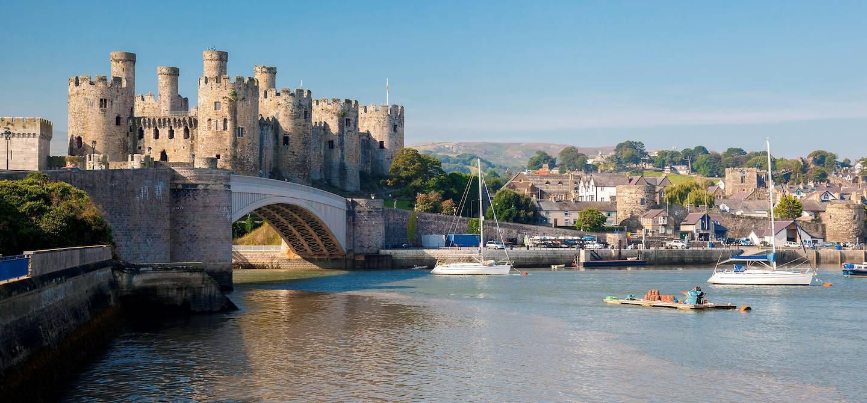 Conwy - Pays de Galles - Royaume-Uni