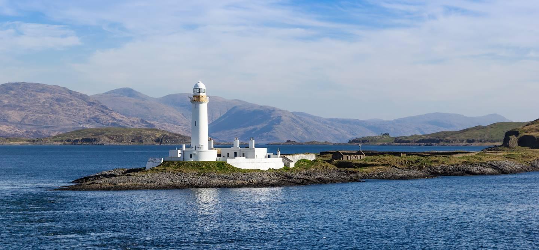Phare de l'Ile de Lismore - Loch Linnhe - Ile de Mull - Craignure - Ecosse