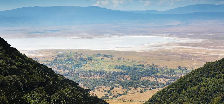 Cratère du Ngurdoto - Tanzanie
