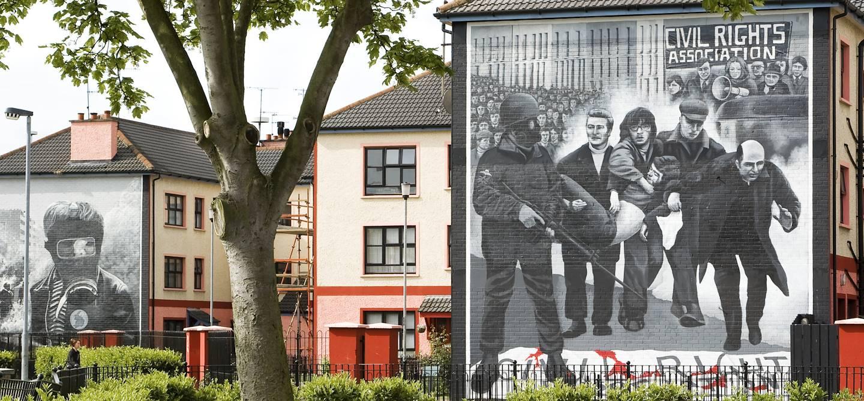 Londonderry - Irlande du Nord